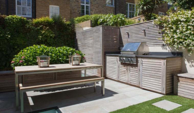 outdoor kitchen trend urban