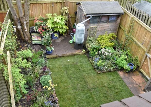 tiny garden trend 2021
