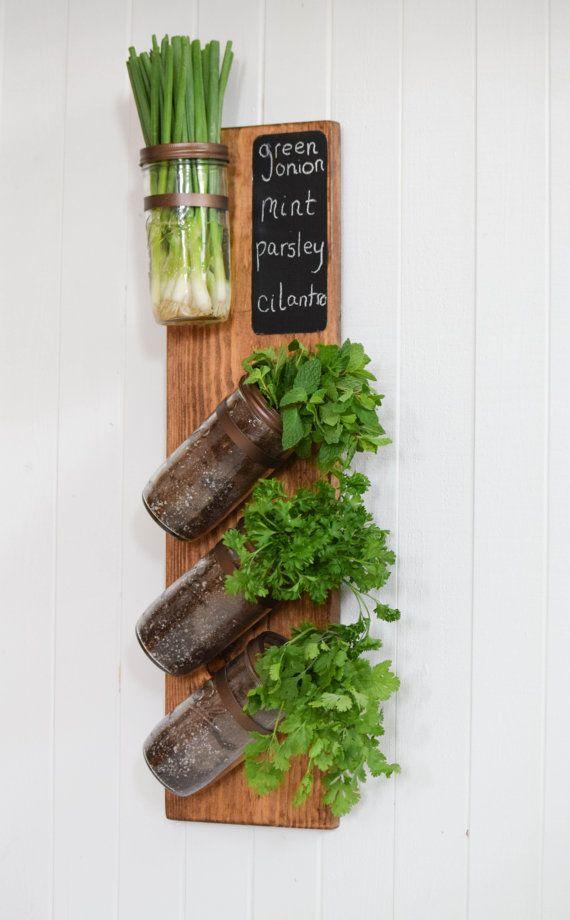Vertical Herb Garden indoor